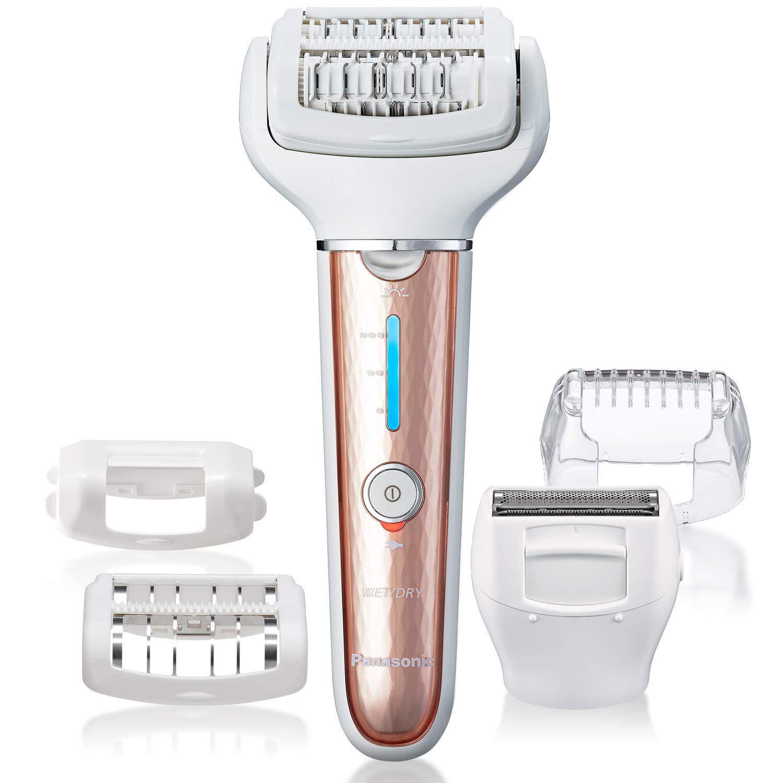 Panasonic Cordless Versatile Wet/Dry Shaver & Epilator