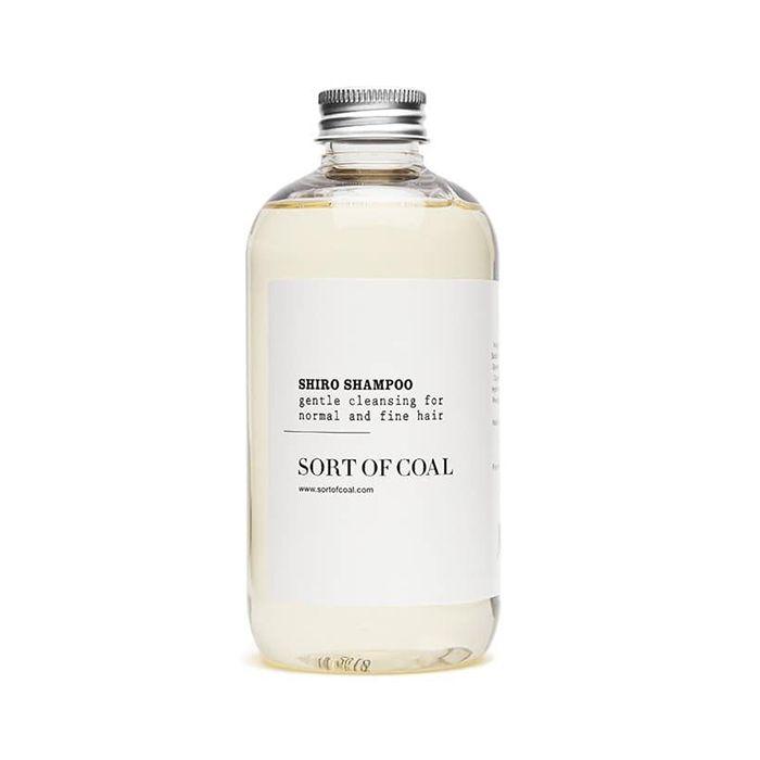 Sort of Coal Shiro Shampoo