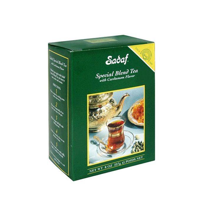 Sadaf Special Blend Tea with Cardamom