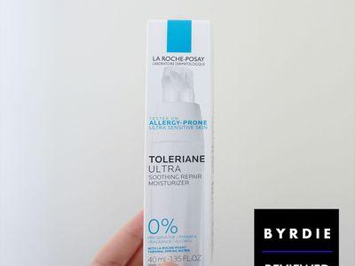 La Roche-Posay Toleriane Ultra-Sensitive Skin Face Moisturizer