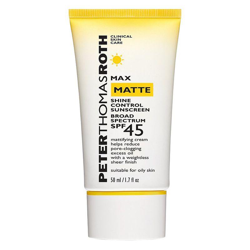 Max Matte Sunscreen