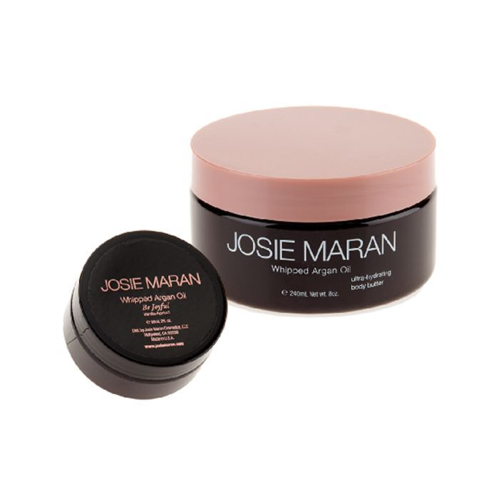 Josie Maran Whipped Argan Body Butter and Travel Size