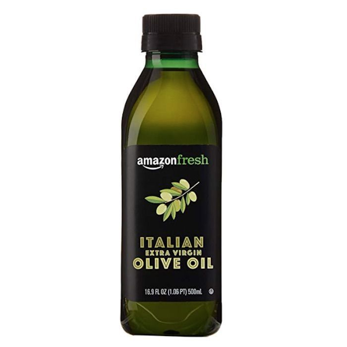 Amazon low-carb extra virgin olive oil dressing