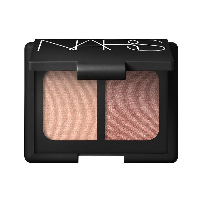 best rose gold eye shadow: Nars Duo Eyeshadow - Silk Road