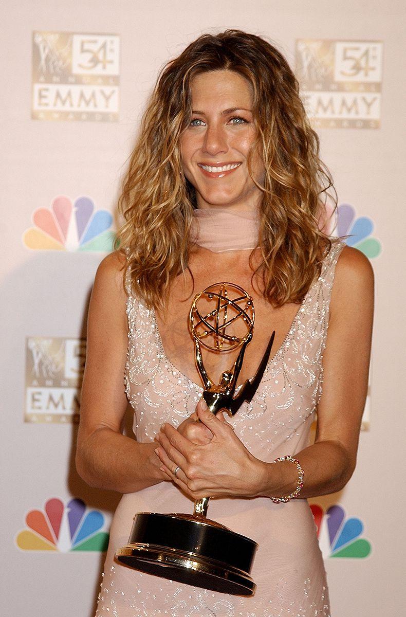 Jennifer Aniston Golden Globes 2002