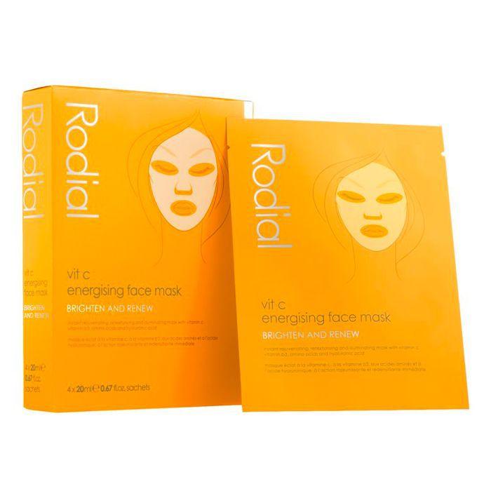 Pati Dubroff makeup tips: Rodial Vit C Energising Sheet Mask