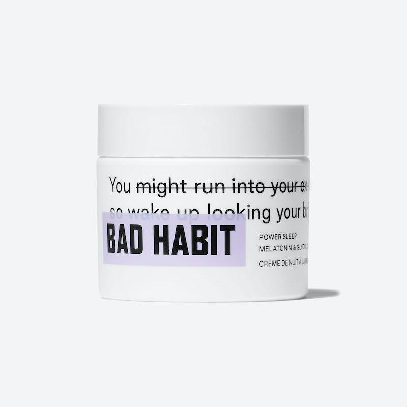 Bad Habit night cream