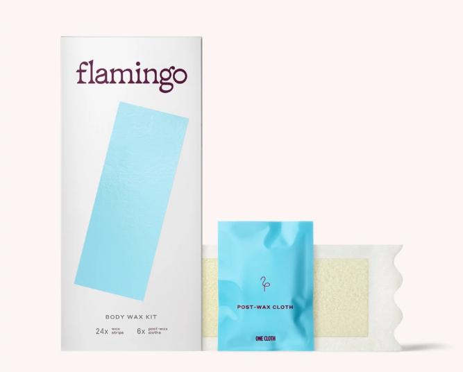 Flamingo The Face Wax Kit