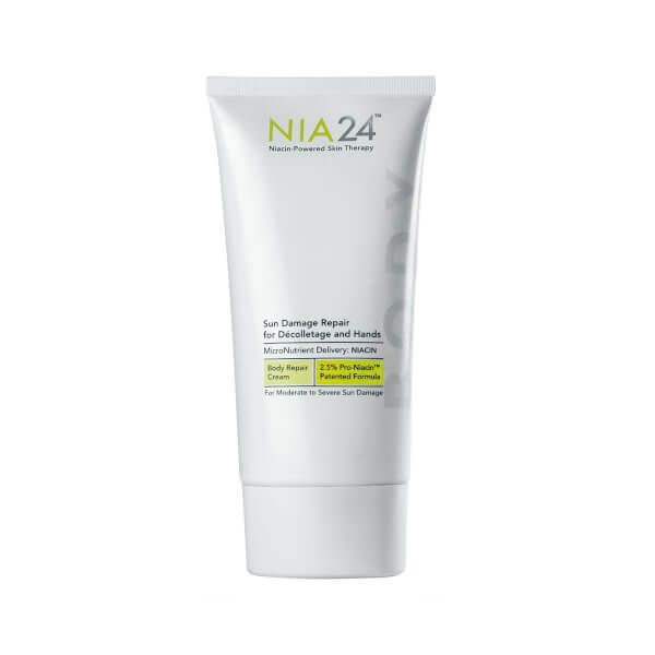 Nia24 Sun Damage Repair for Décolletage and Hands
