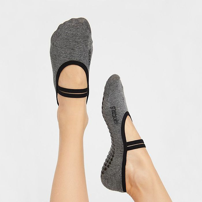 eco products: Great Soles Ballet Barre Yoga Sock