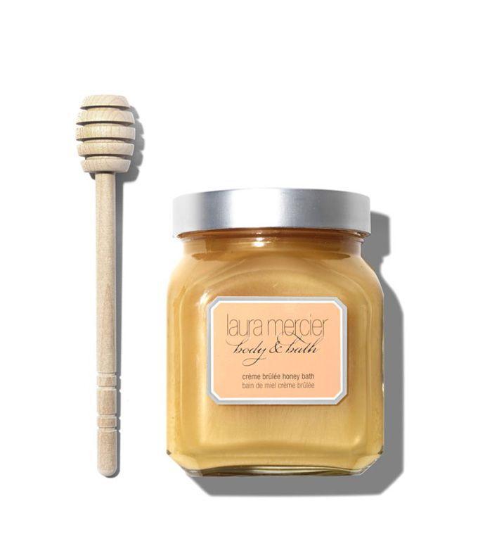 Are milk baths good for you? Laura Mercier Crème Brûlée Honey Bath