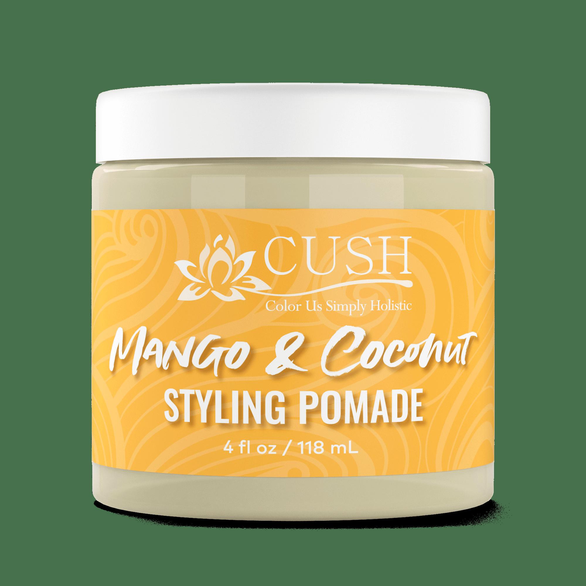 CUSH Mango & Coconut Styling Pomade