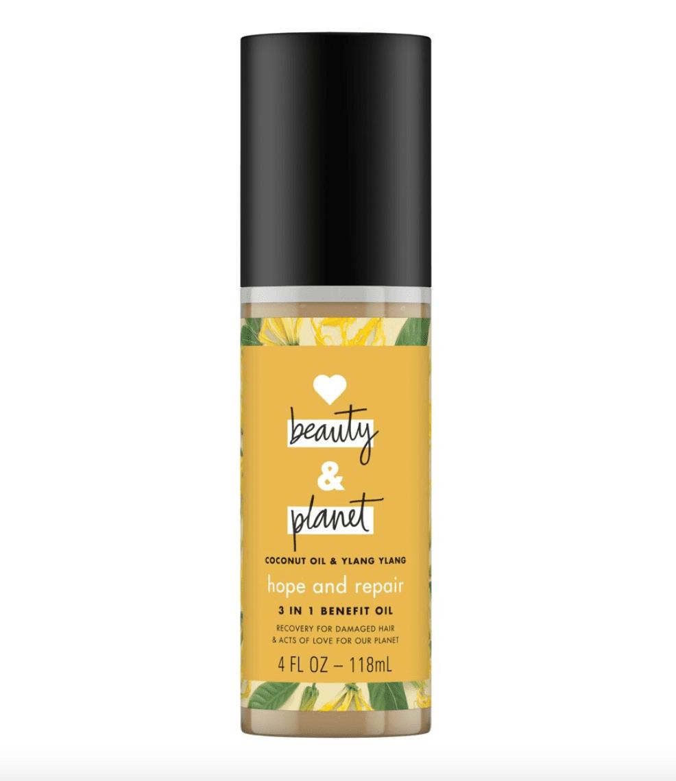 Coconut Oil & Ylang Ylang 3-in-1 Benefit Oil