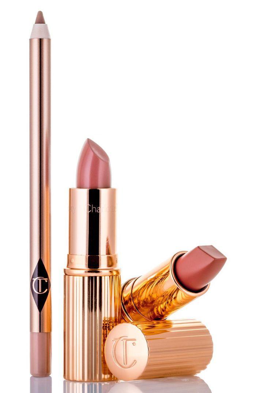 The Pretty Pink Lipstick Set