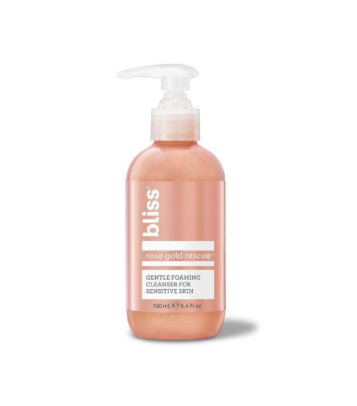 Bliss Rose Gold Rescue™ Gentle Foaming Cleanser