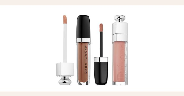 Hot Nude Color Lip Gloss Png