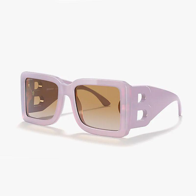 Logo Acetate Sunglasses