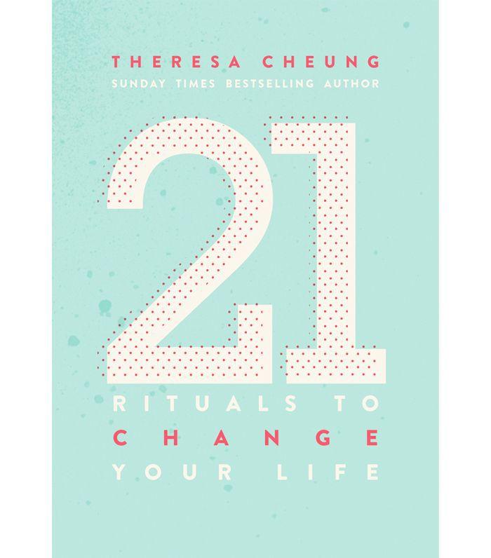 wellness books worth reading: Theresa Cheung 21 Rituals