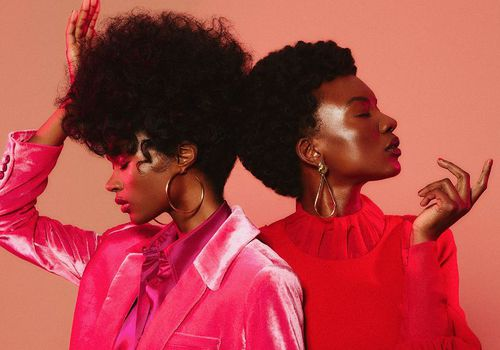 St. Beauty, the Musical Duo Redefining Empowering Hair