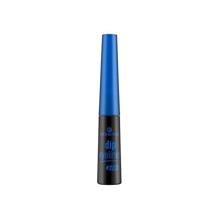 Essence Dip Waterproof Liquid Eyeliner - best drugstore liquid eyeliner