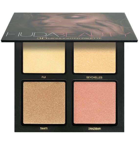 3D Highlighter Palette Bronze Sands Edition
