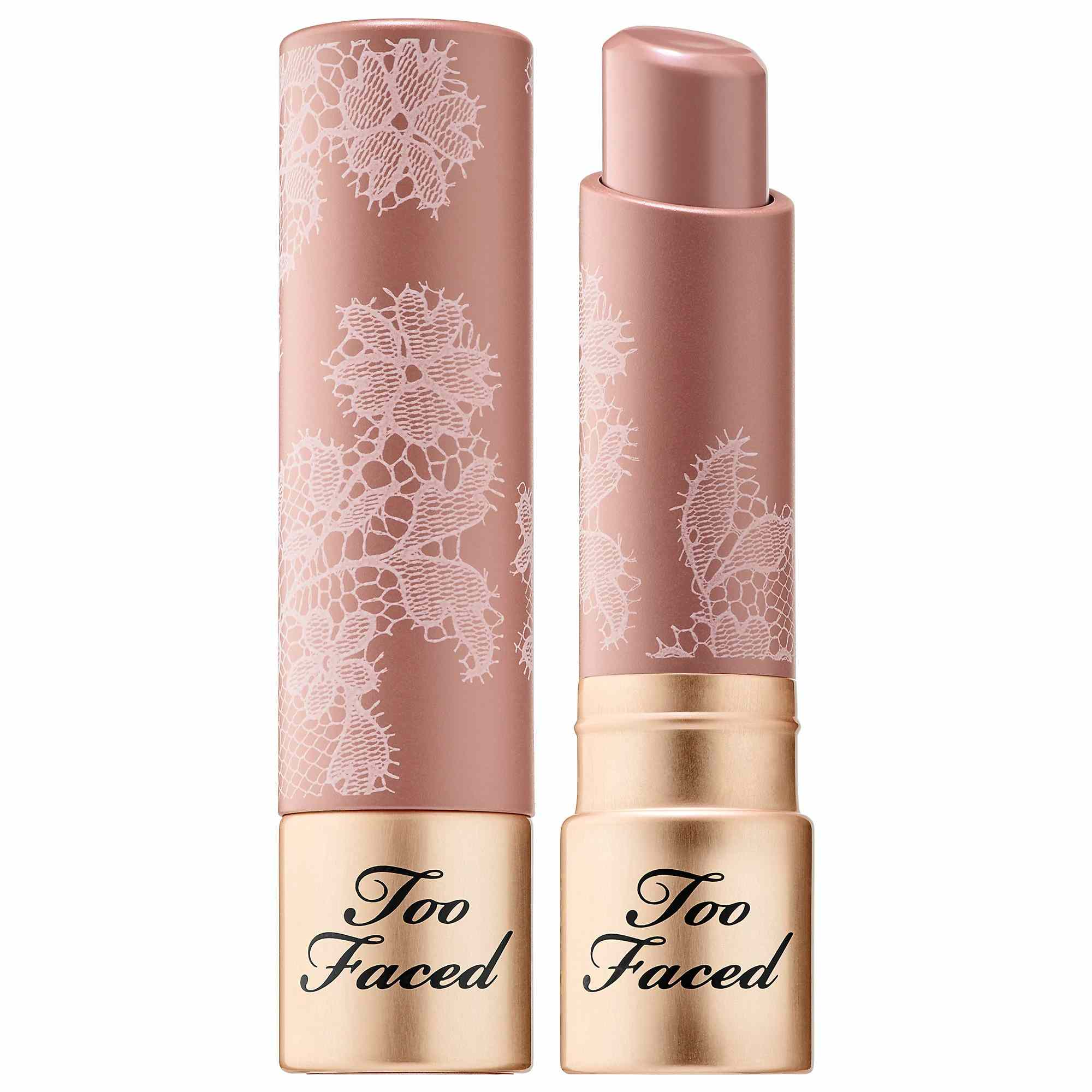 Too Faced Natural Nudes Lipstick in Skinny Dippin'