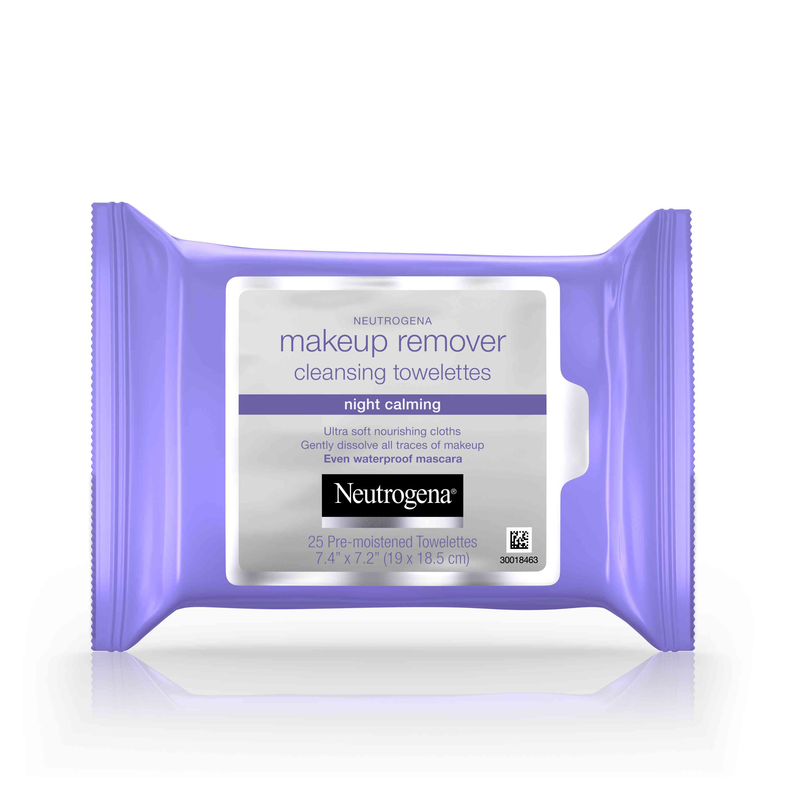 Neutrogena Makeup Remover Cleansing Towelettes & Wipes Night Calming