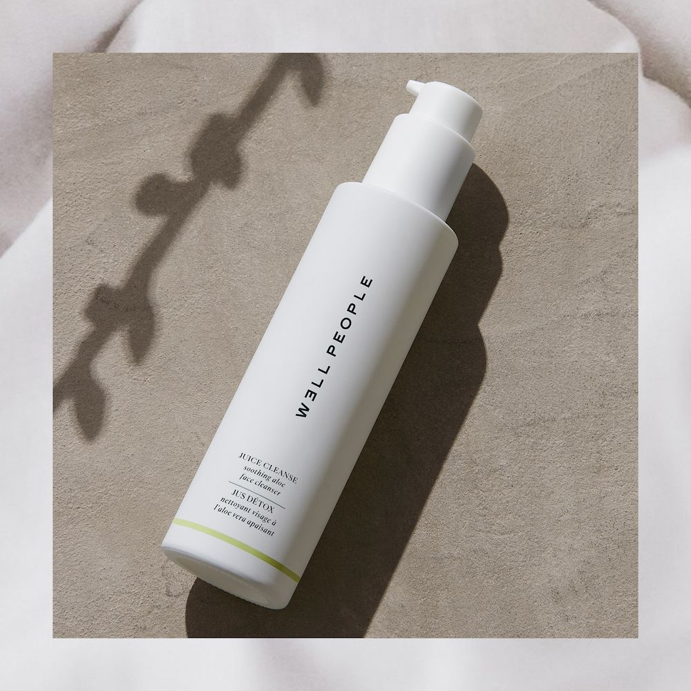 W3LL People cleanser