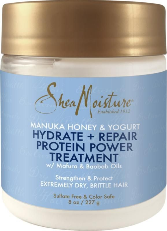 Manuka Honey & Yogurt Hydrate + Repair Protein-Strong Treatment