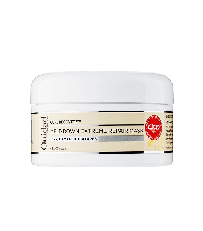 Ouidad Extreme Repair Mask - Natural Haircare Routine