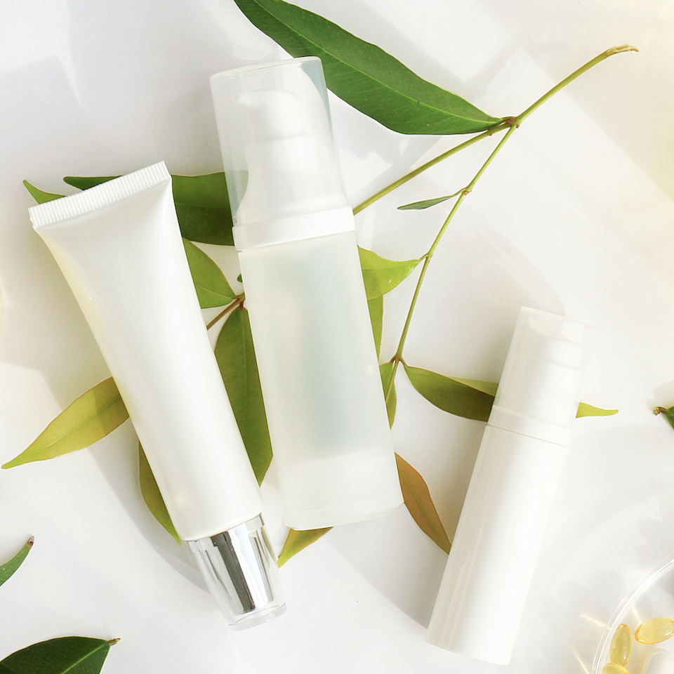 Skincare Ingredients and products