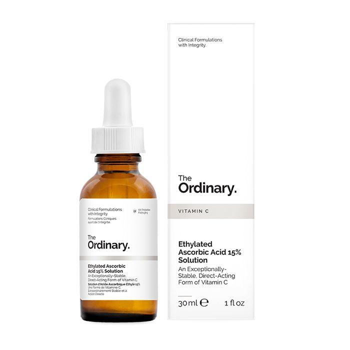 The Ordinary Ethylated Ascorbic Acid 15%