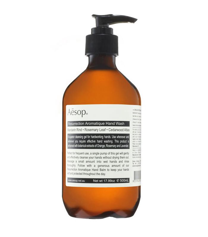 The best Space NK products: Aesop Resurrection Aromatique Hand Wash
