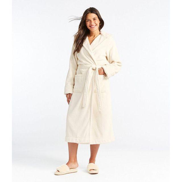 LL Bean Wicked Plush Robe