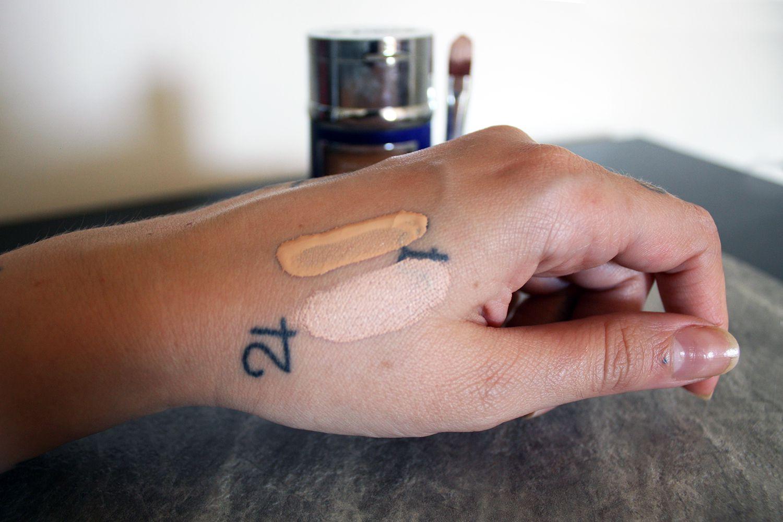 La Prairie Skin Caviar Concealer + Foundation