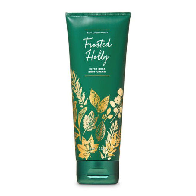 Bath & Body Works Frosted Holly Cream