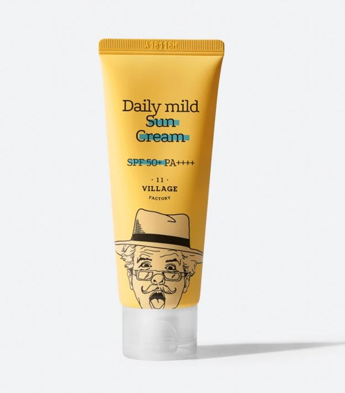 Daily Mild Sun Cream