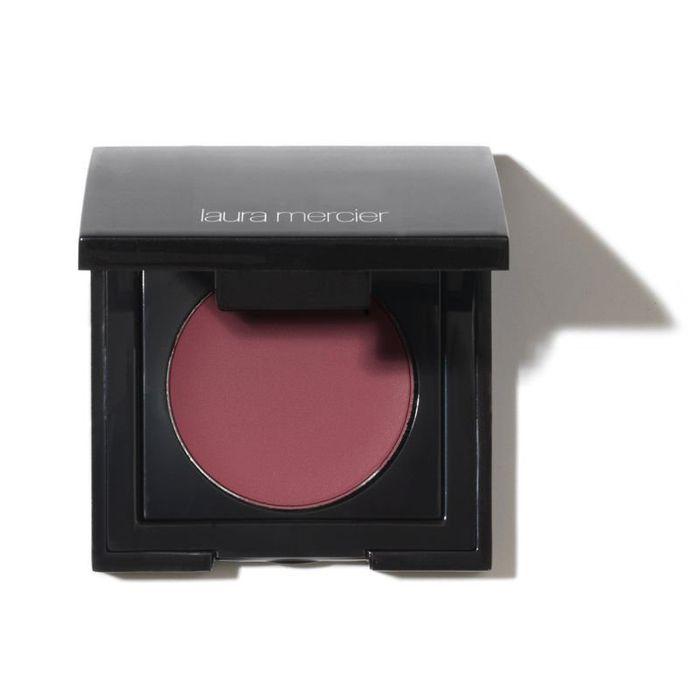 best bold lipstick and blusher: Laura Mercier Creme Cheek Colour in Blaze