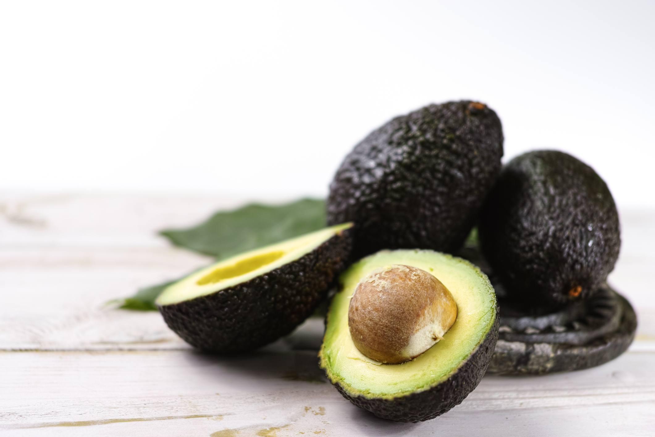 Avocado and Coconut Milk Hair Mask