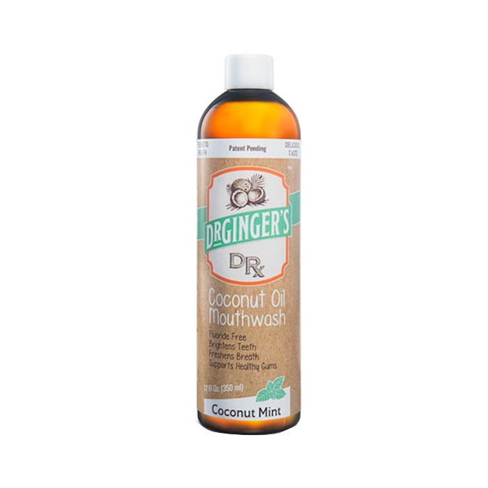 Coconut Mouthwash by Dr. Ginger's at Free People