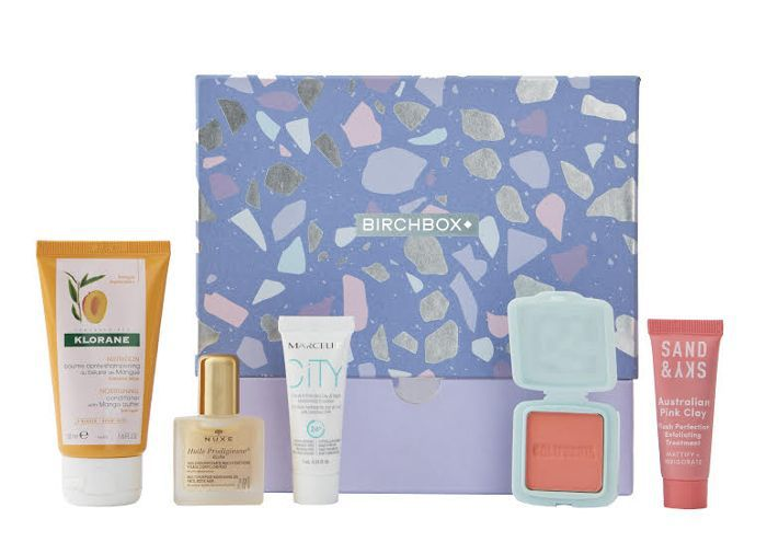 best beauty box: Birchbox subscription
