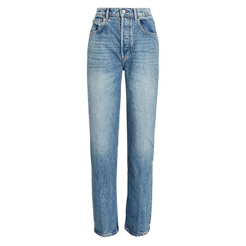 Ziggy Straight-Leg Jeans