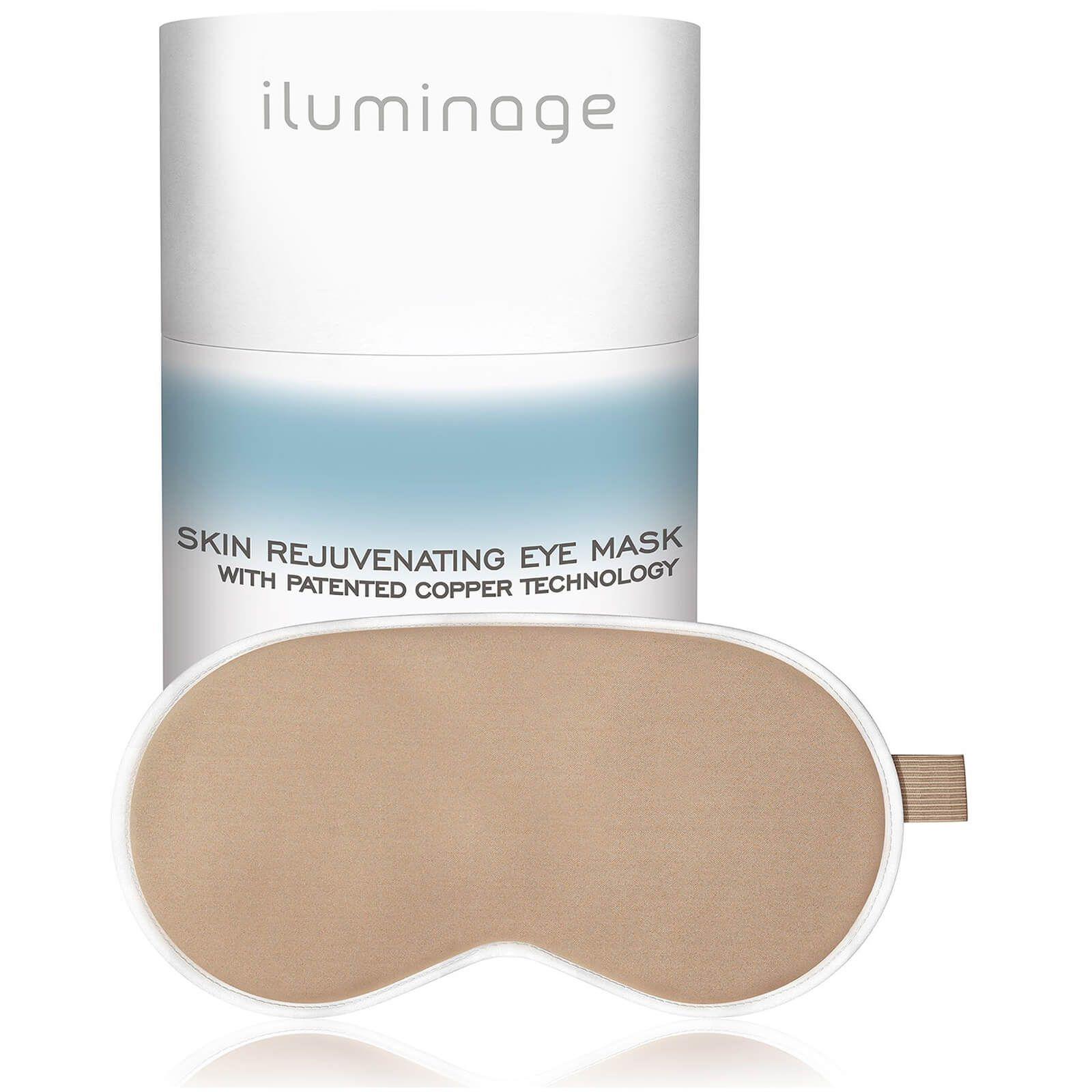 Best with Skincare Benefits: Illuminage Skin Rejuvenating Eye Mask
