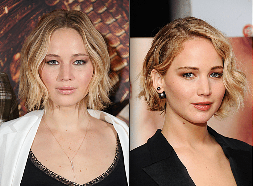 16 Short Hairstyles to Flatter a Round Face