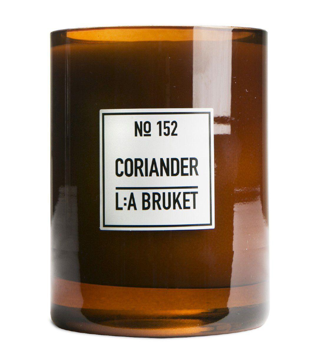 la:bruket coriander candle