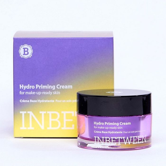 Pati Dubroff makeup tips: Blithe Inbetween Hydro Priming Cream