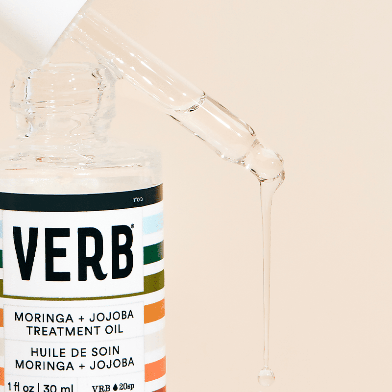 Verb Moringa + Jojoba Treatment Oil