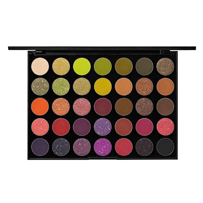 Morphe 35M Colour Boss Mood Eye Shadow Palette