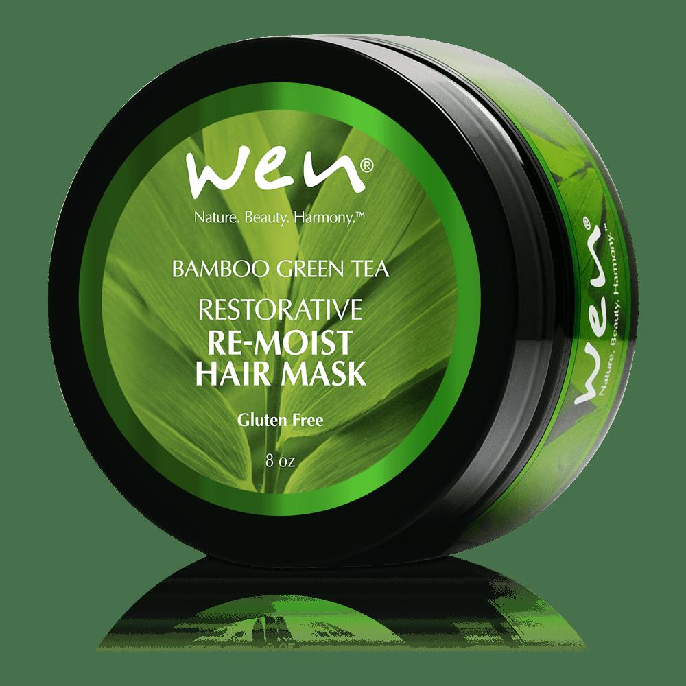 Wen Bamboo Green Tea ReMoist Hydrating Mask