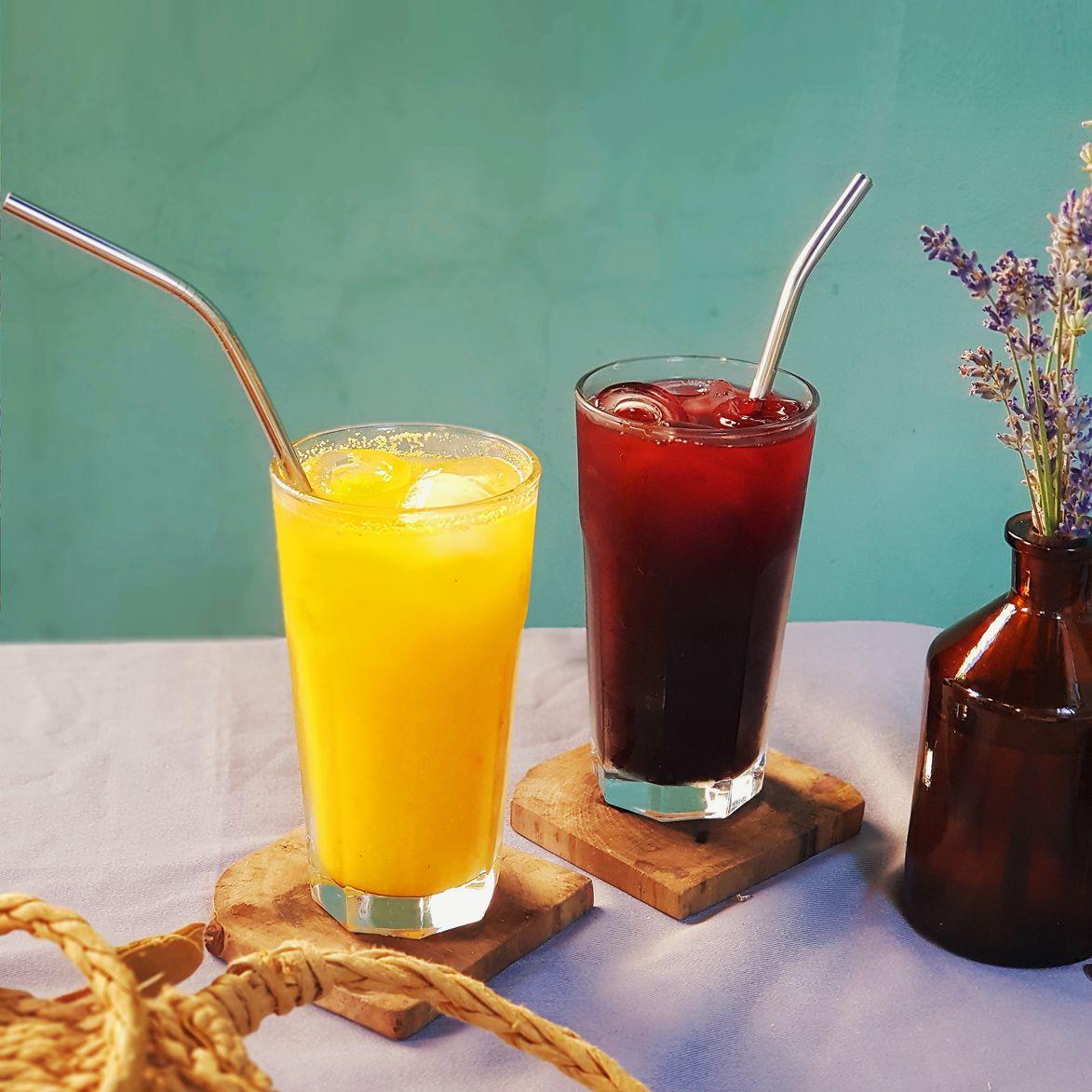 juice still life
